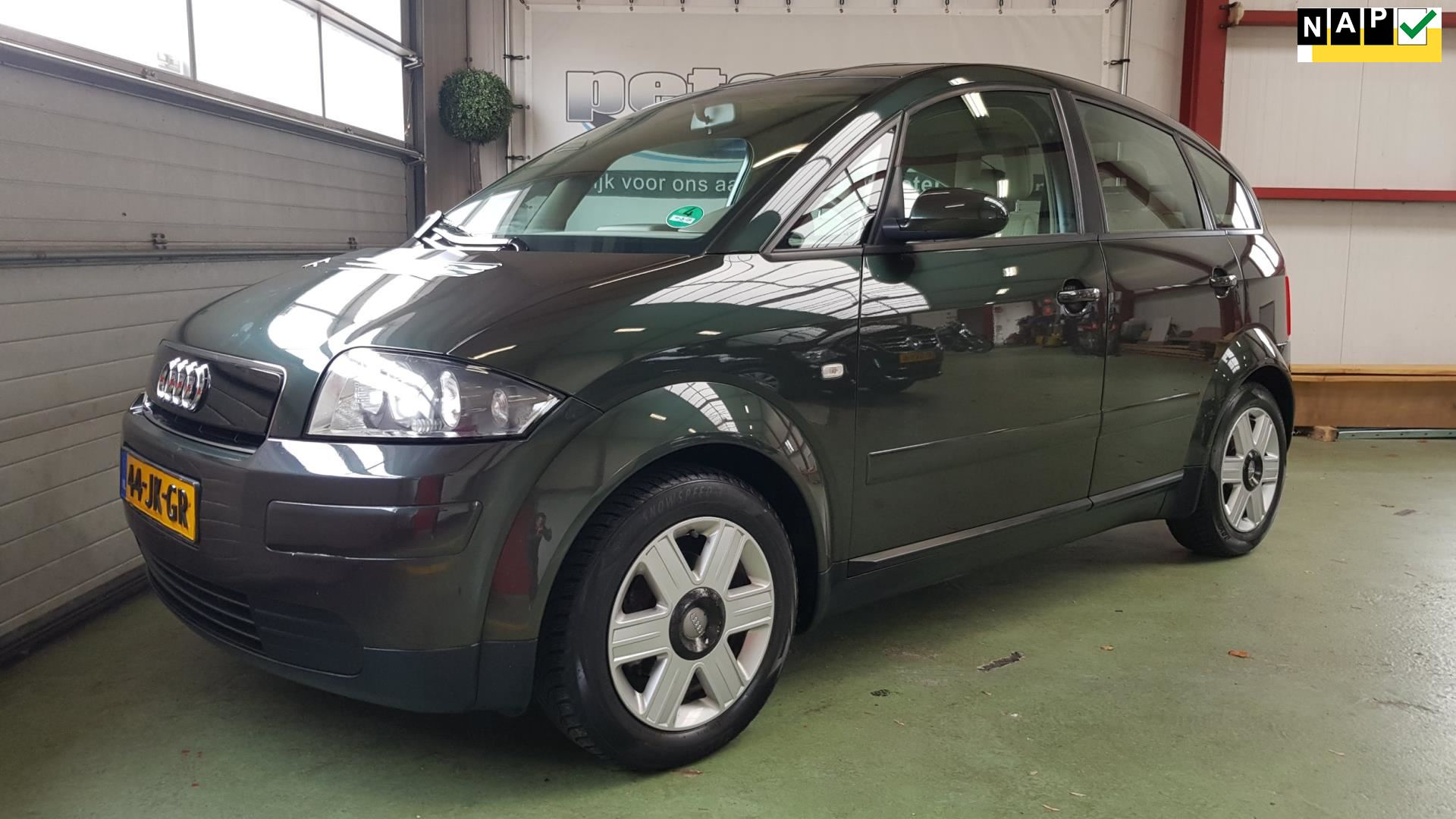 Audi A2 occasion - Peters Auto's