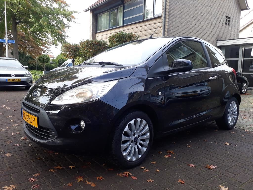 Ford Ka occasion - Hans van Iersel Auto's