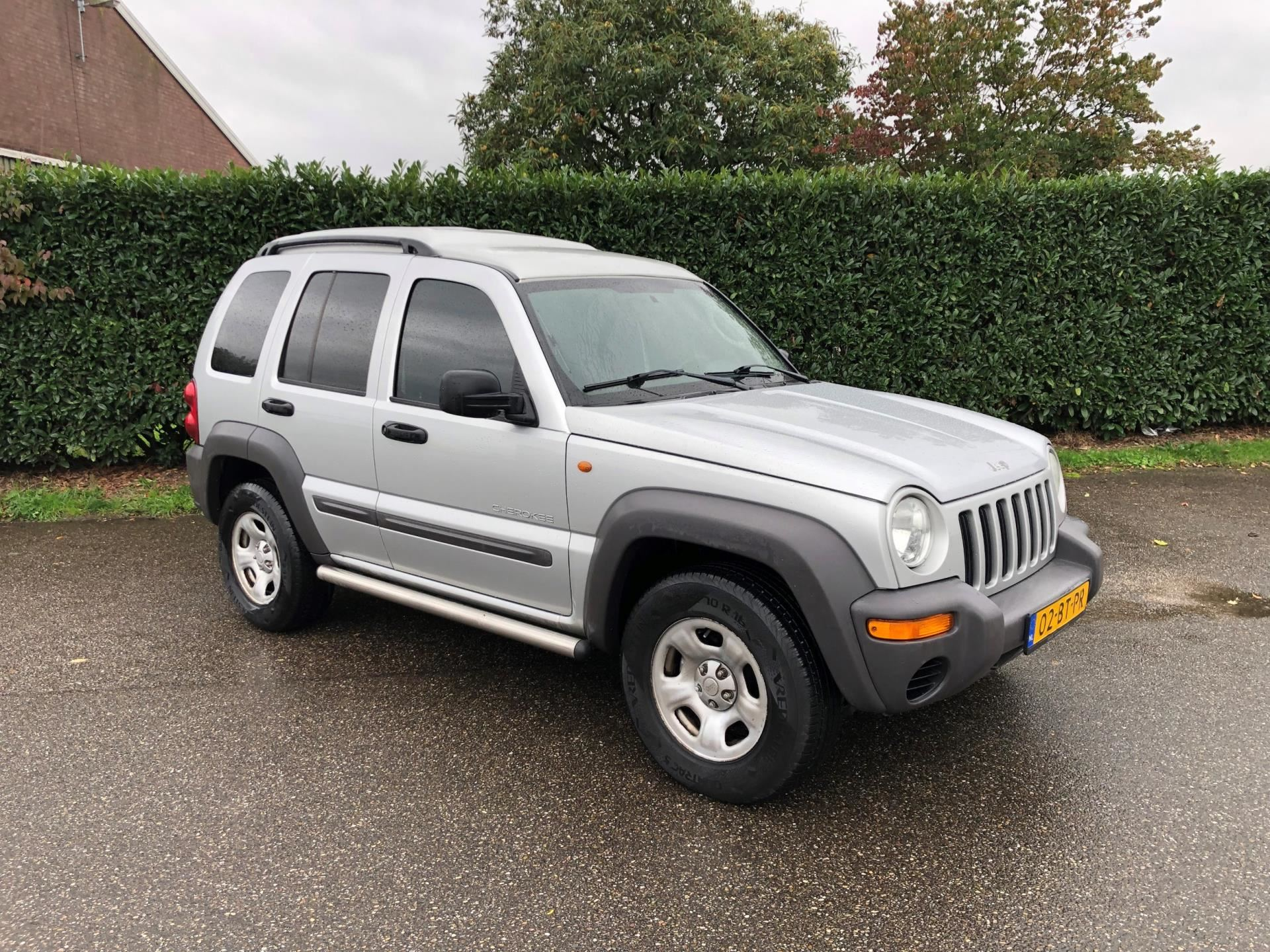 Jeep Cherokee occasion - Bartels Auto's