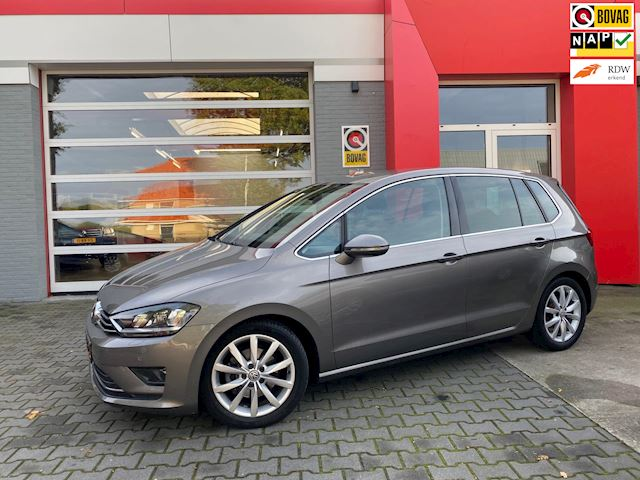 Volkswagen Golf Sportsvan 1.4 TSI Highline Adaptive, Trekhaak