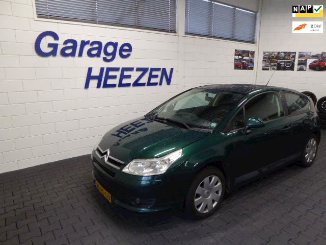 Citroen C4 Coupé occasion - Garage Heezen