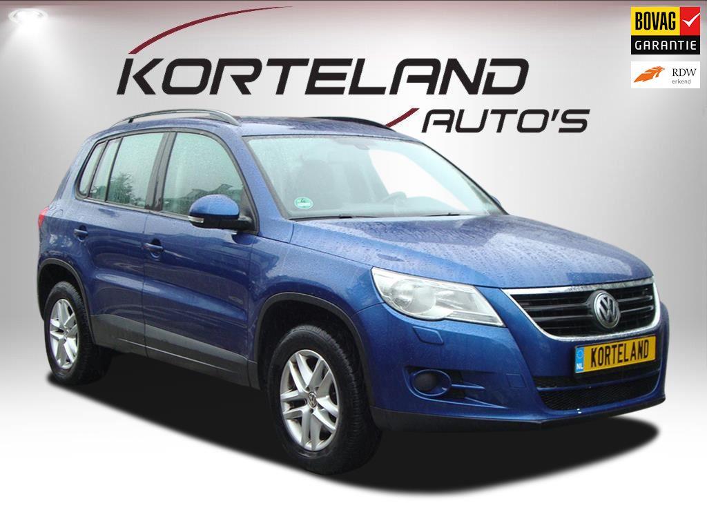 Volkswagen Tiguan occasion - Korteland Auto's