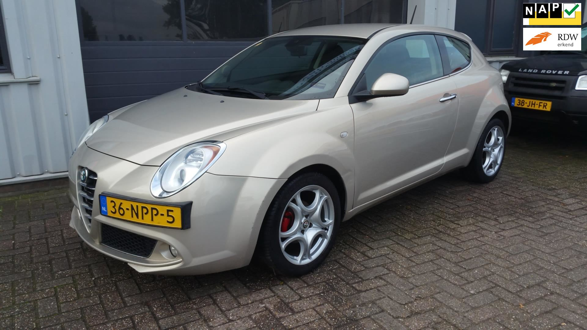 Alfa Romeo MiTo occasion - RW-Automotive