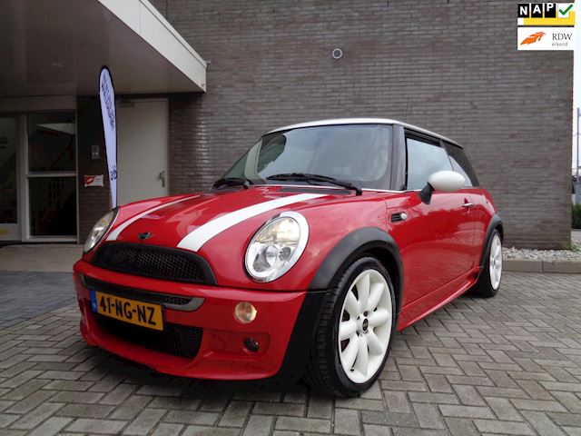 Mini Mini 1.6 Cooper Chili //John Works//Cruise//Airco!