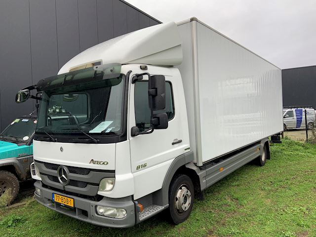 Mercedes-Benz ATEGO occasion - ACL Auto
