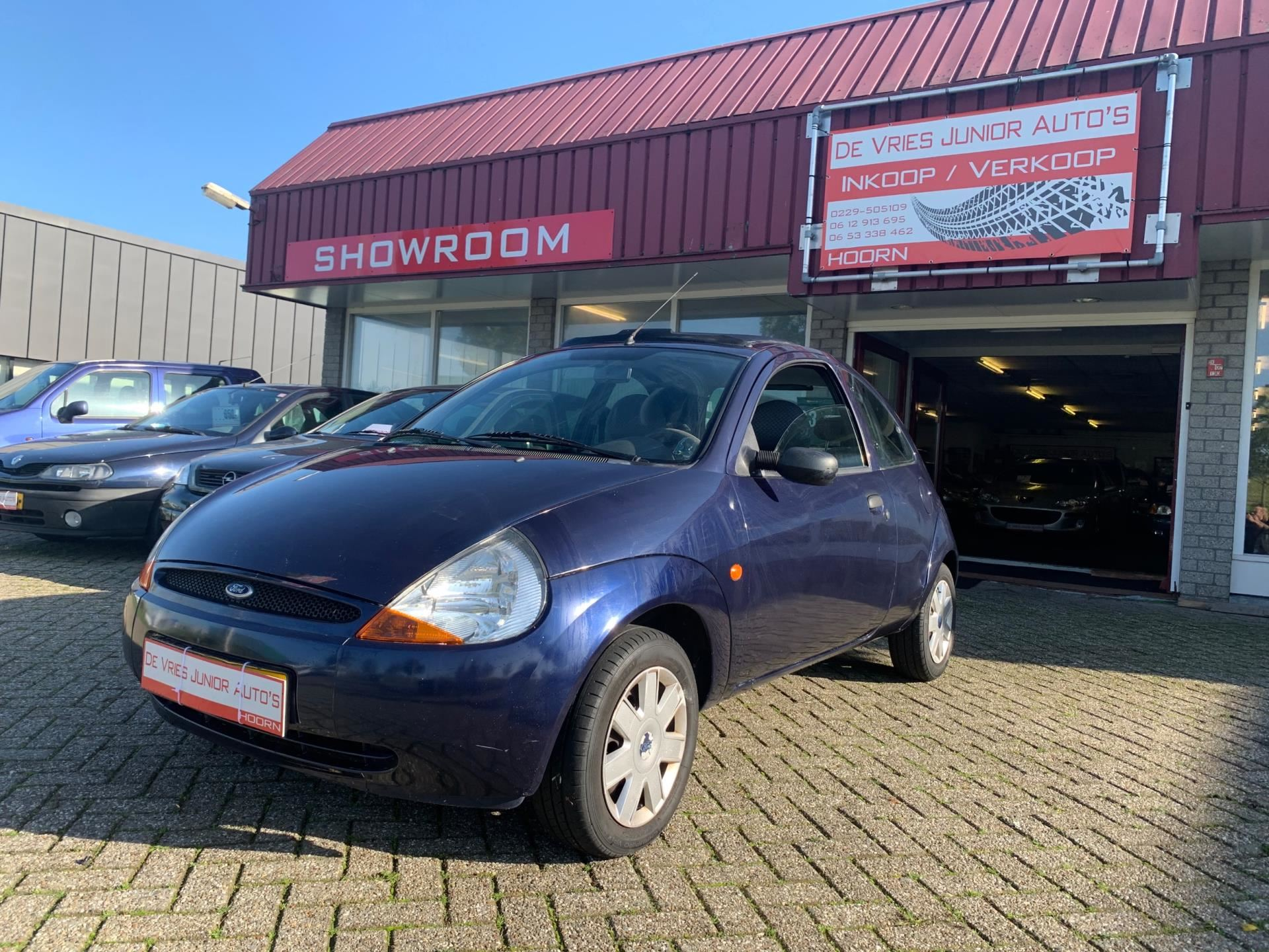 Ford Ka occasion - De Vries Junior Auto's