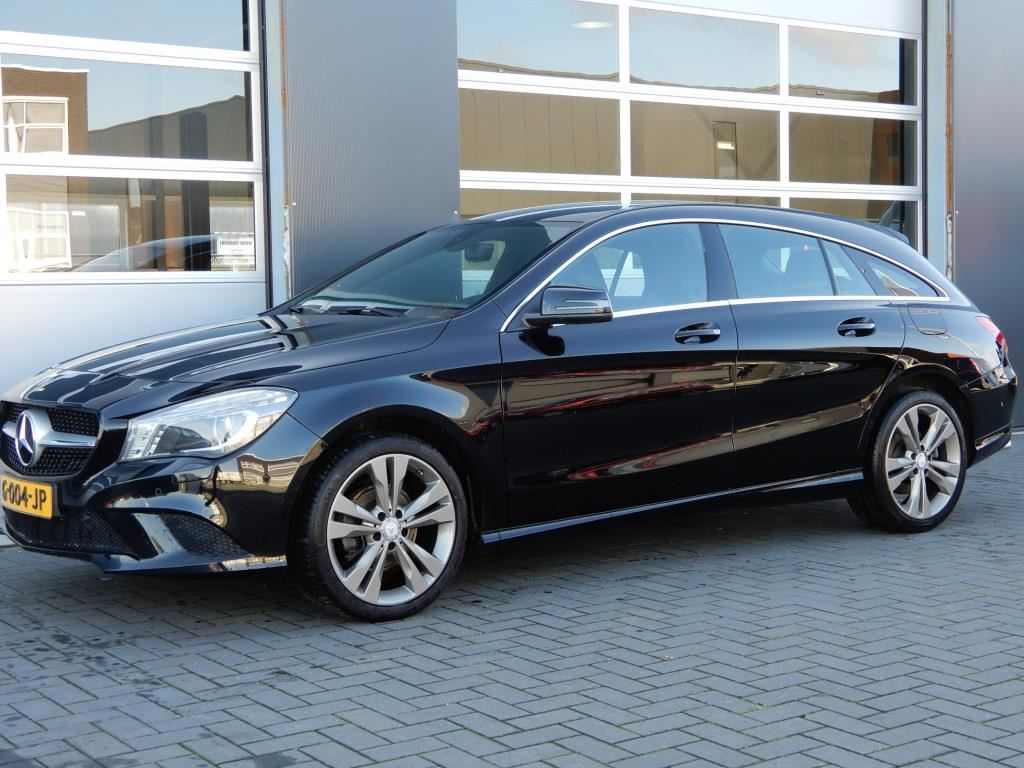 Mercedes-Benz CLA-klasse Shooting Brake occasion - Car Service Elburg