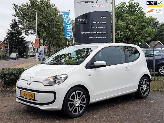 Volkswagen Up! 1.0 move up! BlueMotion Navi Airco Boekjes Nap Dealerauto 1e Eigenaar
