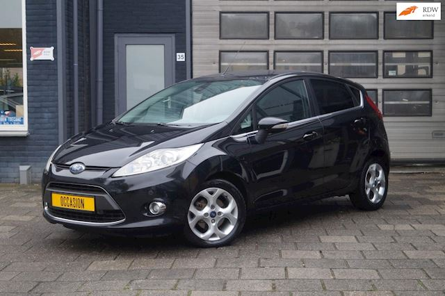 Ford Fiesta 1.4 Ghia / Clima / Cruise / Automaat / PDC / 5-DRS