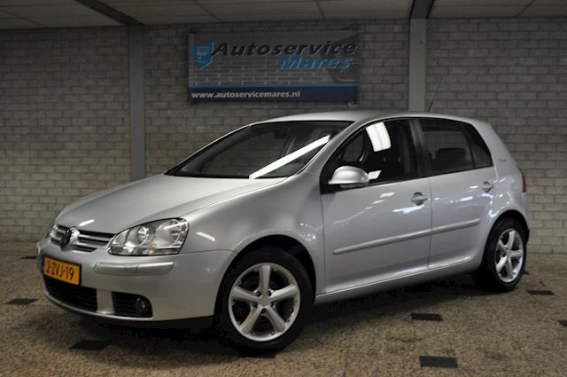 Volkswagen Golf 1.4 Tour ECC, PDC, Cruise, Stoelverwarming