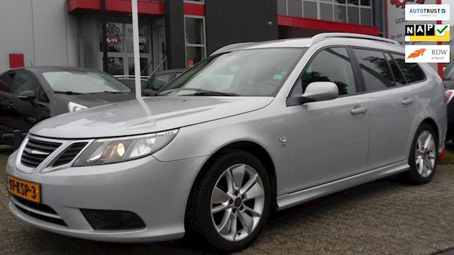 Saab 9-3 Sport Estate 1.9 TiD Norden Limited Airco Cruise Trekhaak PDC
