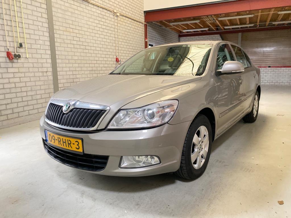 Skoda Octavia occasion - Auto Herai