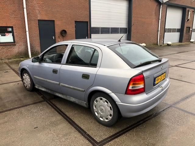 Opel Astra 1.6 Pearl 8V 5DRS Airco HB Euro4 GERESERVEERD !!!