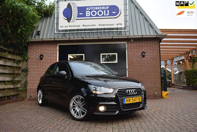 Audi A1 1.2 TFSI Attraction Pro Line Business NAVI/AIRCO/CRUISE/PDC/NETTE STAAT!
