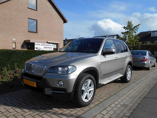 BMW X5 3.0D AUT. SPORT MASSAGE/HEAD-UP/KEYLESS/PANORAMADAK/COMFORT-ZETELS