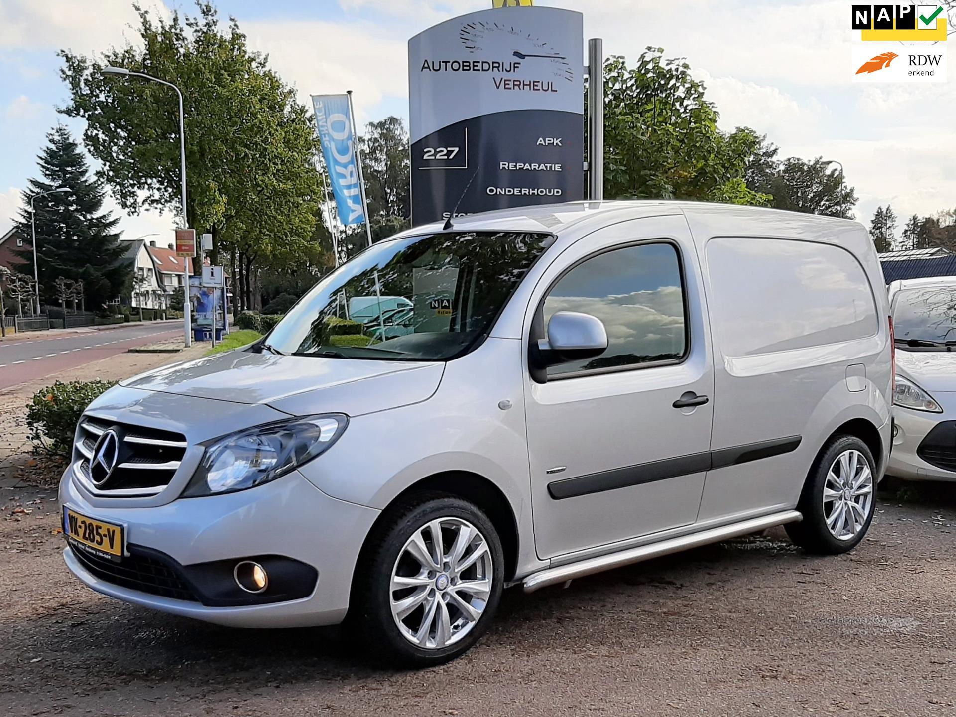 Mercedes-Benz Citan occasion - Autobedrijf Verheul V.O.F.
