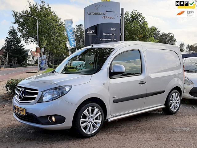Mercedes-Benz Citan 109 CDI BlueEFFICIENCY Airco 90 Pk Parkeersensor Boekjes Nap Side-Bars