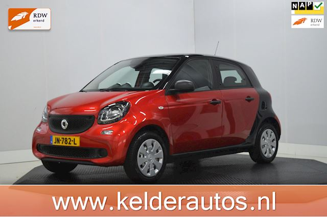 Smart Forfour 1.0 Pure Clima, Cruise Control