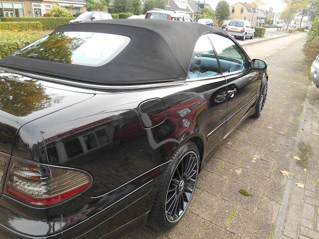 Mercedes-Benz CLK-klasse Cabrio 200 Elegance