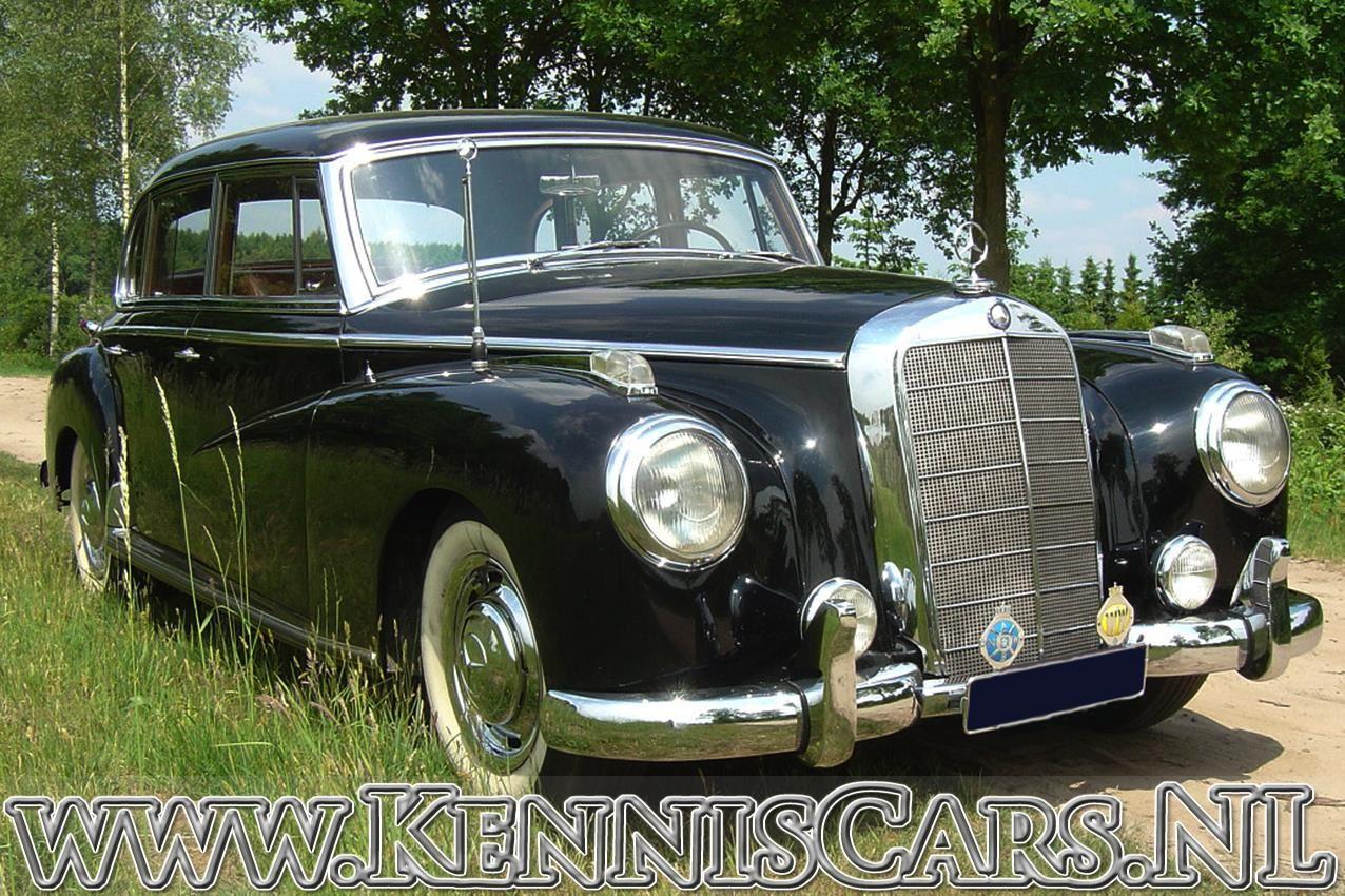Mercedes-Benz 1957 300 Adenauer 186-serie occasion - KennisCars.nl