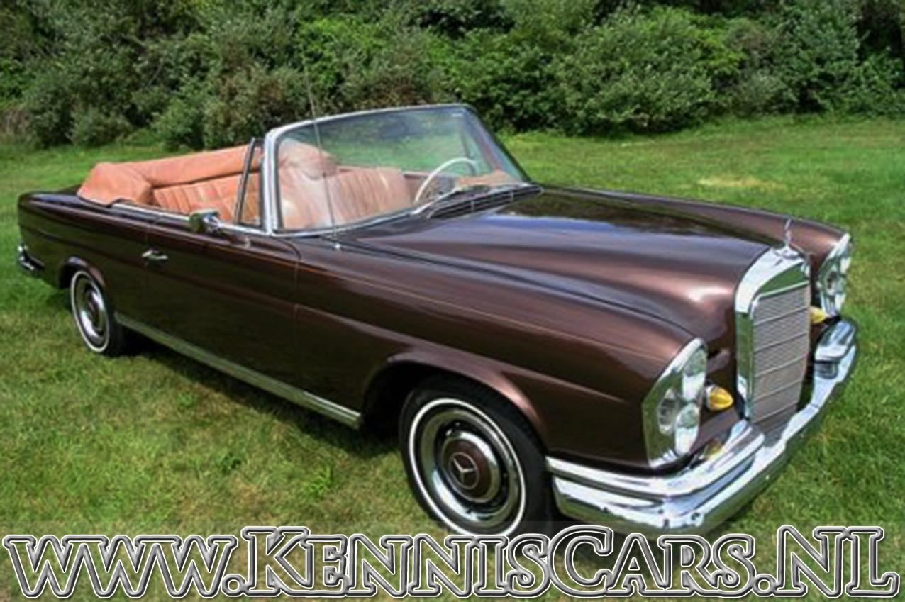 Mercedes-Benz 1967 111-serie 250 SE occasion - KennisCars.nl