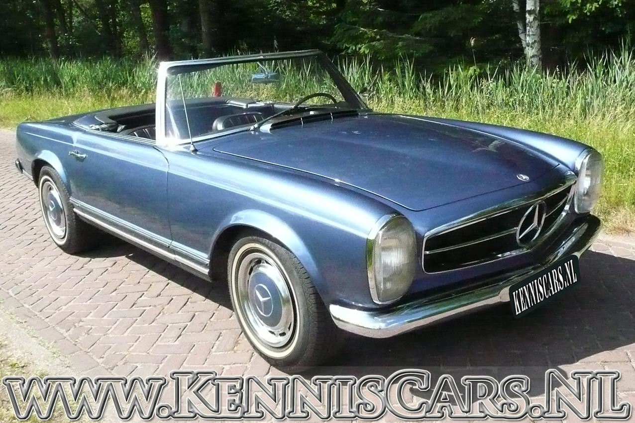 Mercedes-Benz 1964  230 SL Pagode occasion - KennisCars.nl