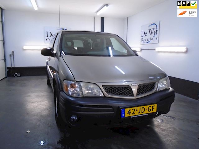 Chevrolet USA Trans Sport 3.4 V6 F AWD AUTOMAAT incl. APK 04-2020, VOLLE AUTO !!