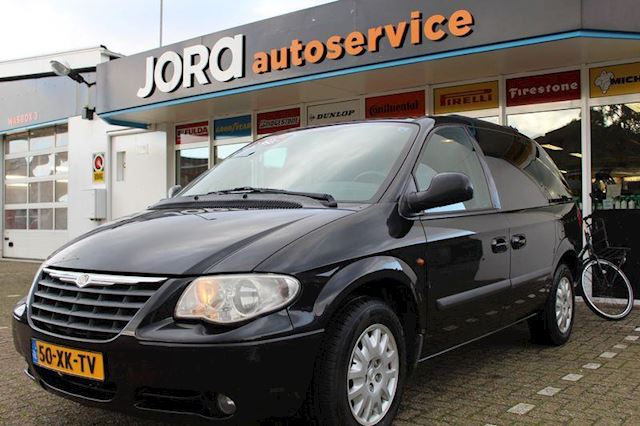 Chrysler Voyager 2.4i Business Edition ** 7 persoons auto **