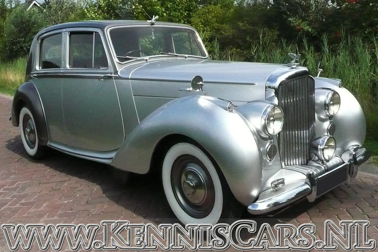 Bentley 1948 Mark VI SS Saloon occasion - KennisCars.nl
