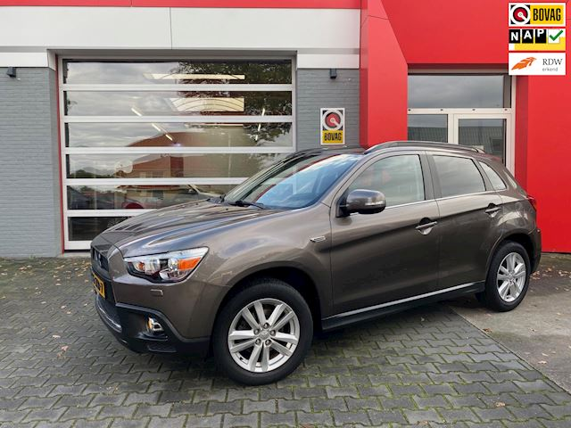 Mitsubishi ASX 1.6 Intense ClearTec Navi, Trekhaak, Panorama