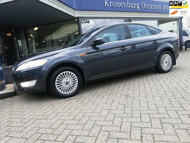 Ford Mondeo 2.0-16V Limited Edition (NAVI CLIMATE CRUISE PDC TREKHAAK NETTE AUTO!!)