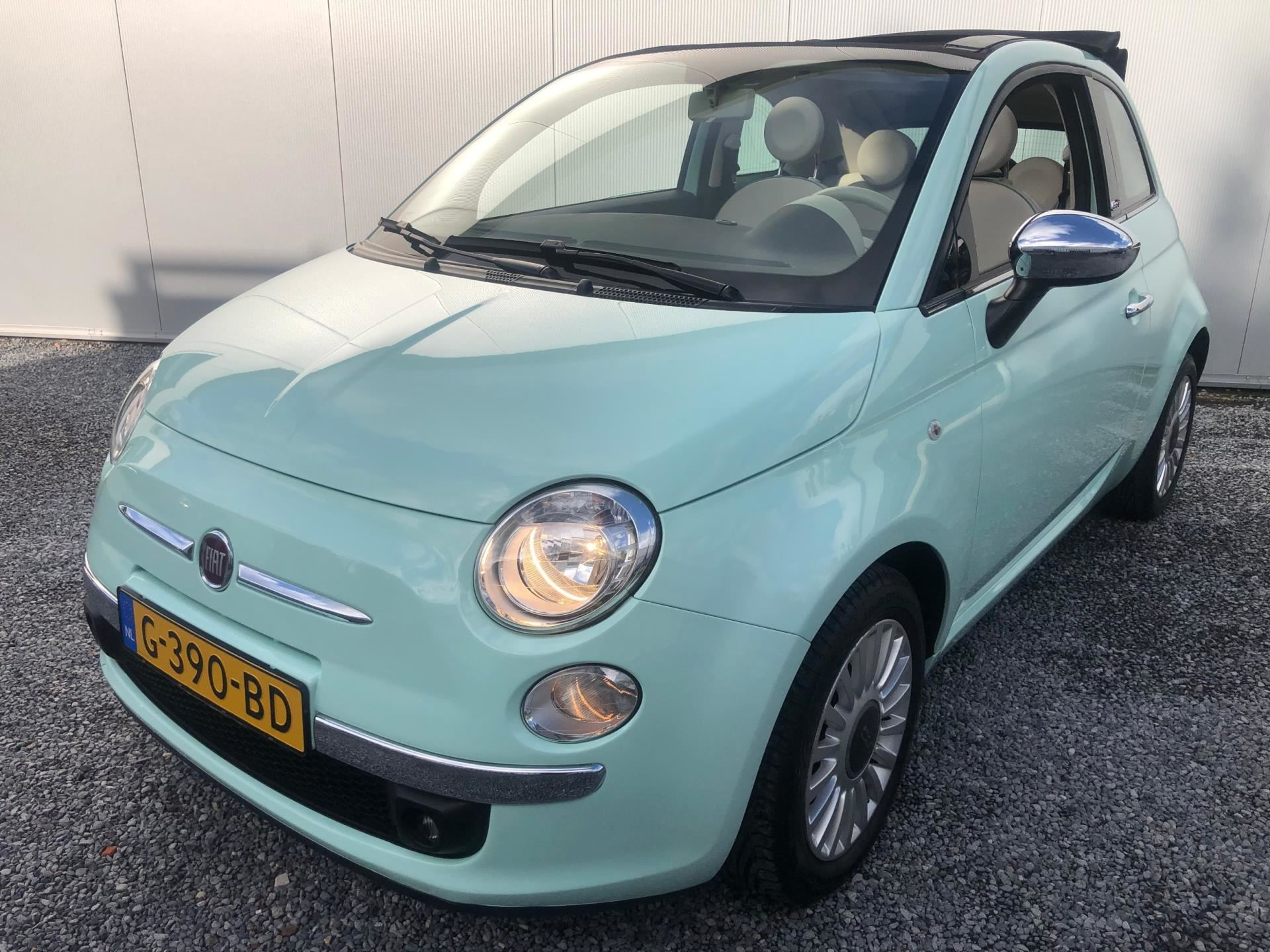 Fiat 500 occasion - RCE Cars