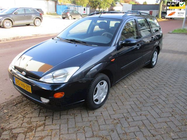 Ford Focus Wagon 1.6-16V Collection AIRCO/trekhaak