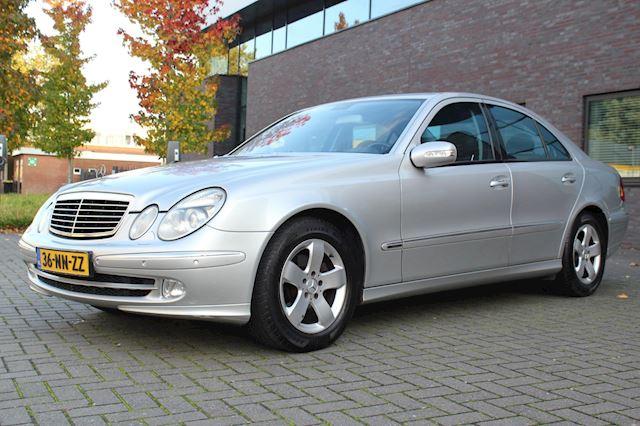 Mercedes-Benz E-klasse 270 CDI Avantgarde standverwarming