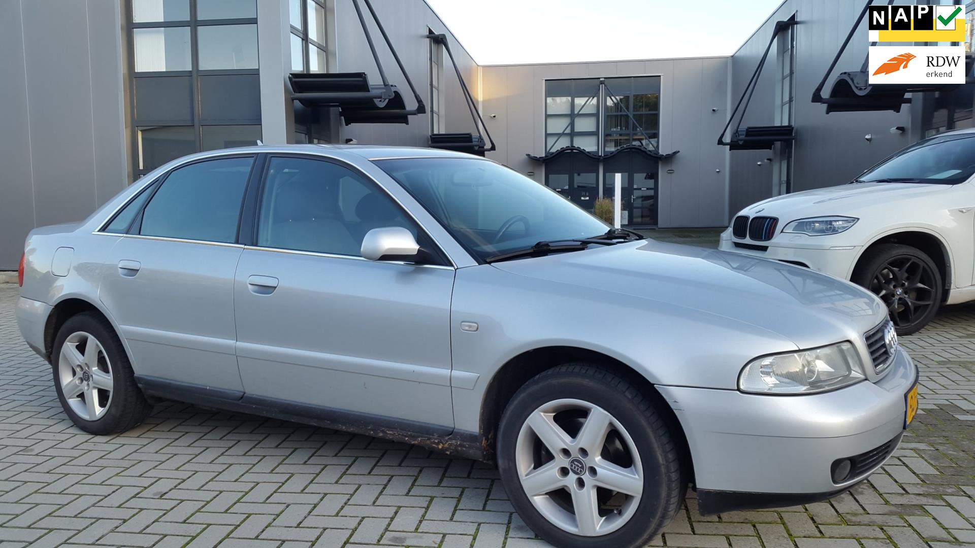Audi A4 occasion - Weerterveld Auto's