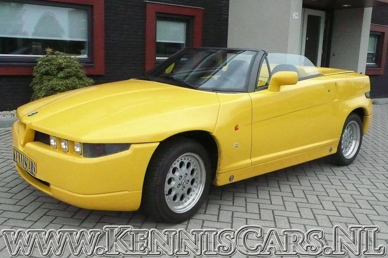 Alfa Romeo 1993  SZ  Roadster occasion - KennisCars.nl