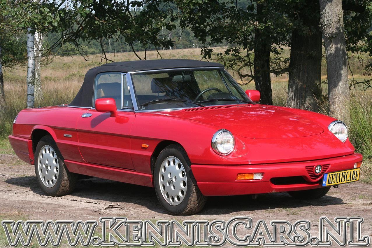 Alfa Romeo 1992  2000 occasion - KennisCars.nl