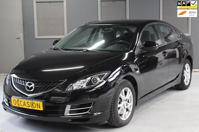 Mazda 6 2.0 CiTD Business 5 drs airco