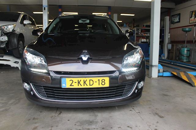Renault Mégane Estate 1.2 TCe Collection ecc navi