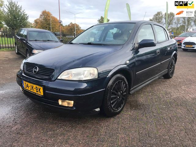 Opel Astra 1.6-16V Edition Airco Automaat