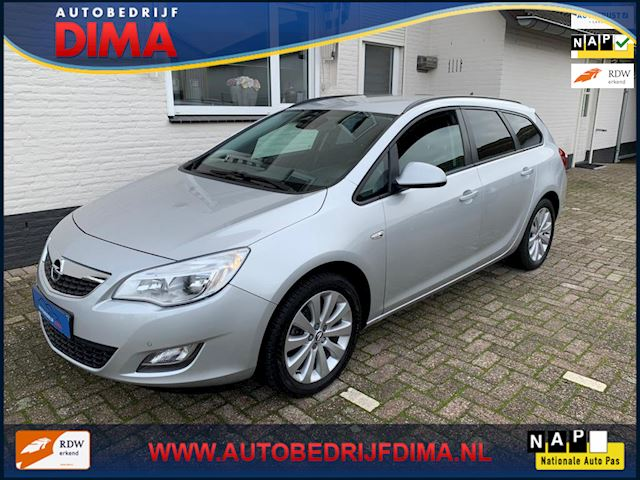 Opel Astra Sports Tourer 1.4 Turbo Cosmo / Navi/ Cruise Control/ Stoelverwarming/ PDC
