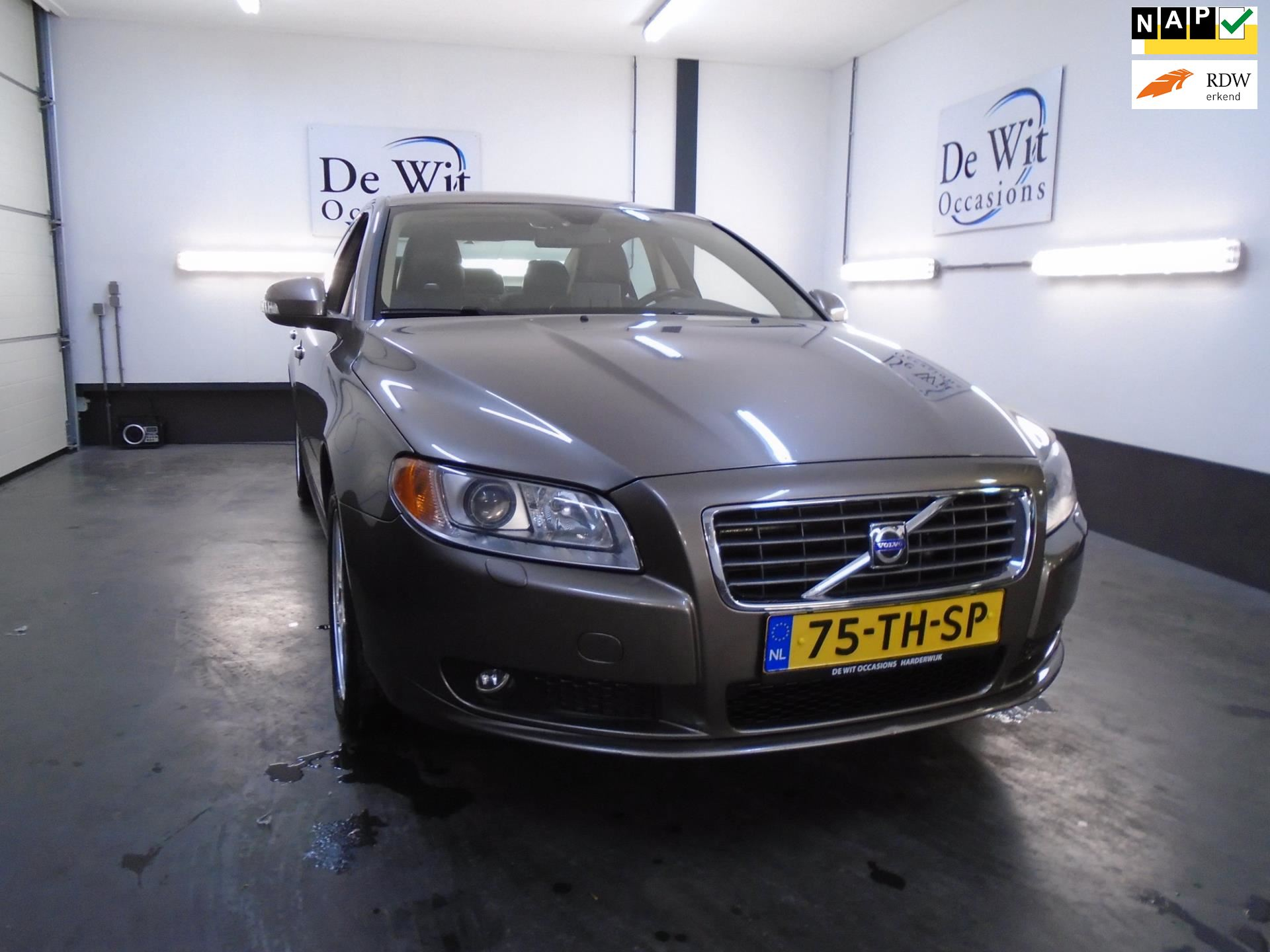 Volvo S80 occasion - De Wit Occasions