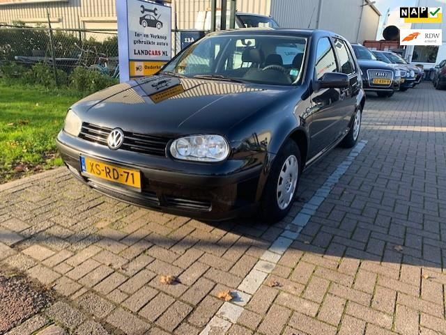 Volkswagen Golf occasion - Land Cars Middelburg