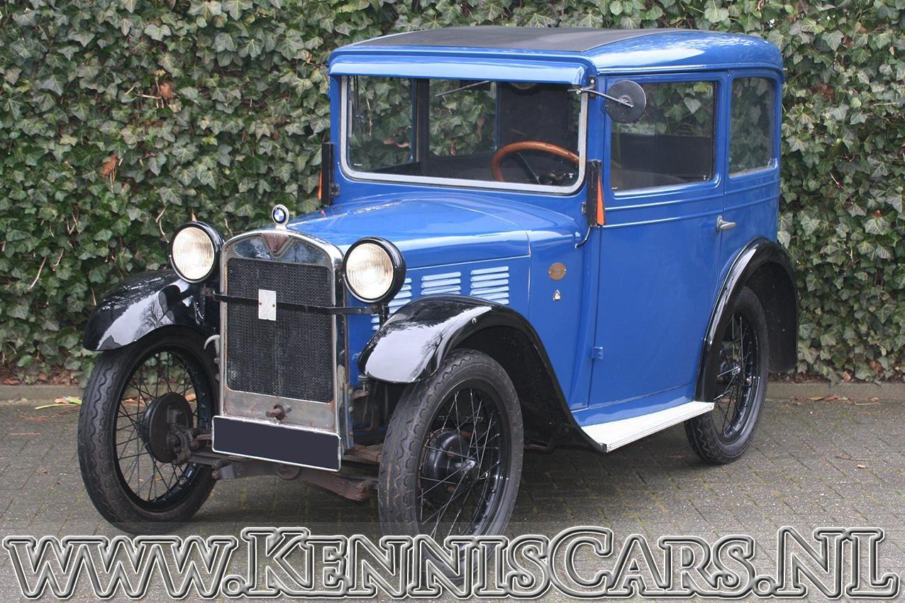 BMW 1929 3/15 Dixie occasion - KennisCars.nl