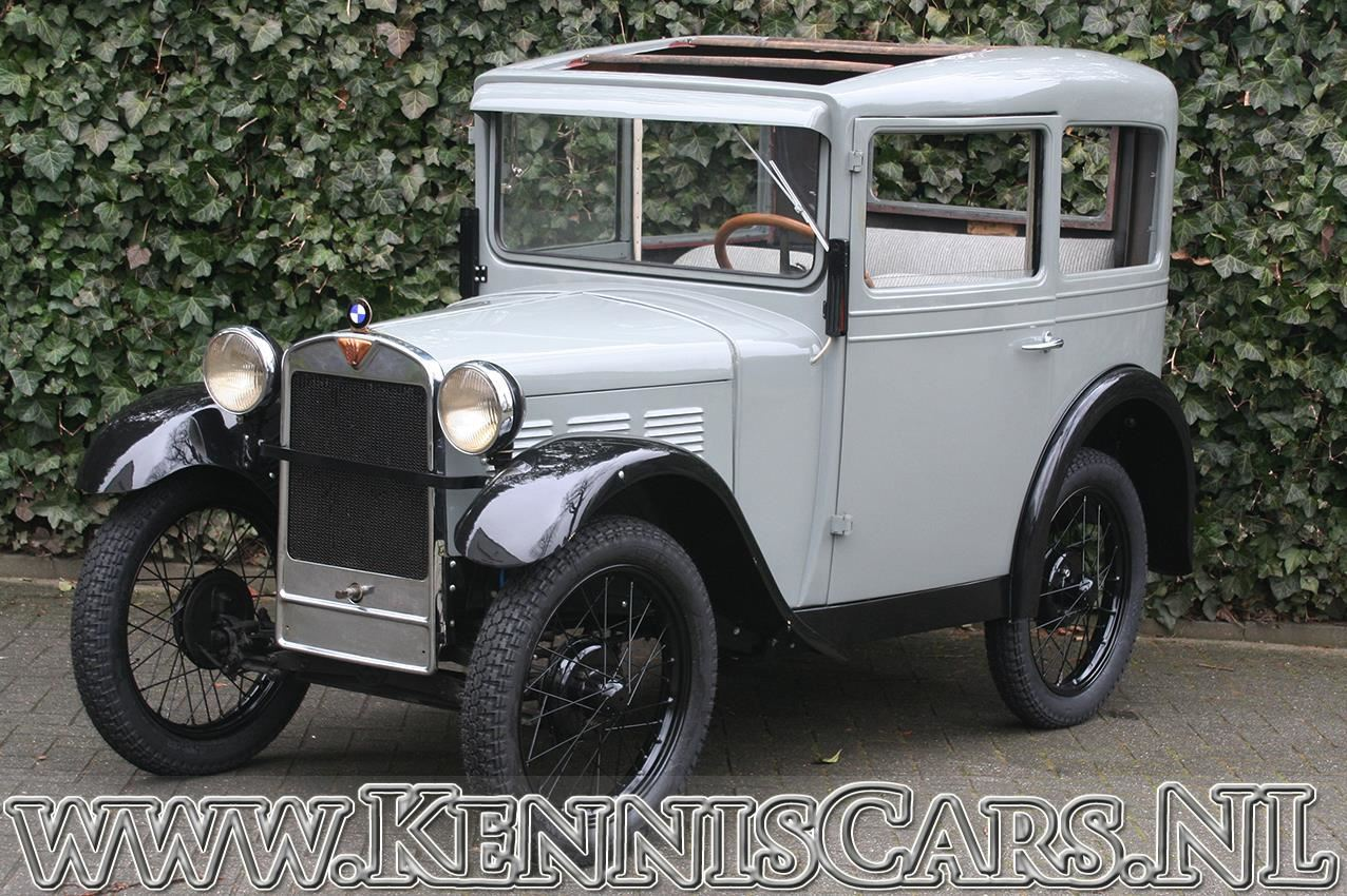 BMW 1929 3/15 Dixie occasion - KennisCars.nl