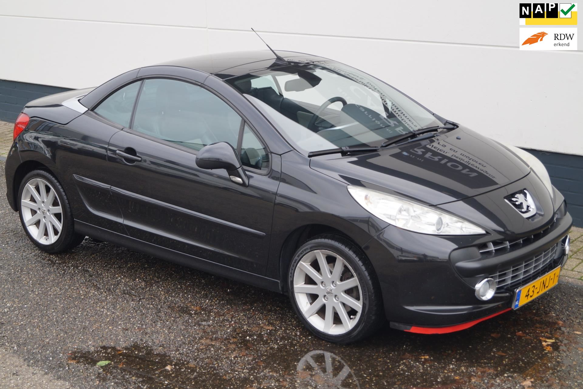 Peugeot 207 CC occasion - CARRION
