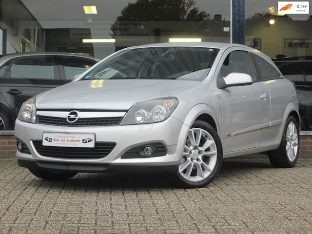 Opel Astra GTC 1.6 Sport OPC-Line! Cruise/Airco/PDC/17