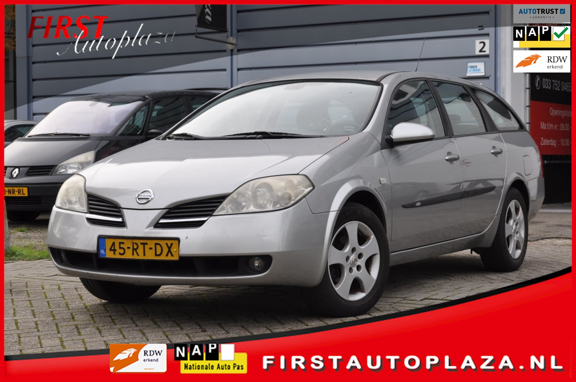 Nissan Primera Estate occasion - FIRST Autoplaza B.V.