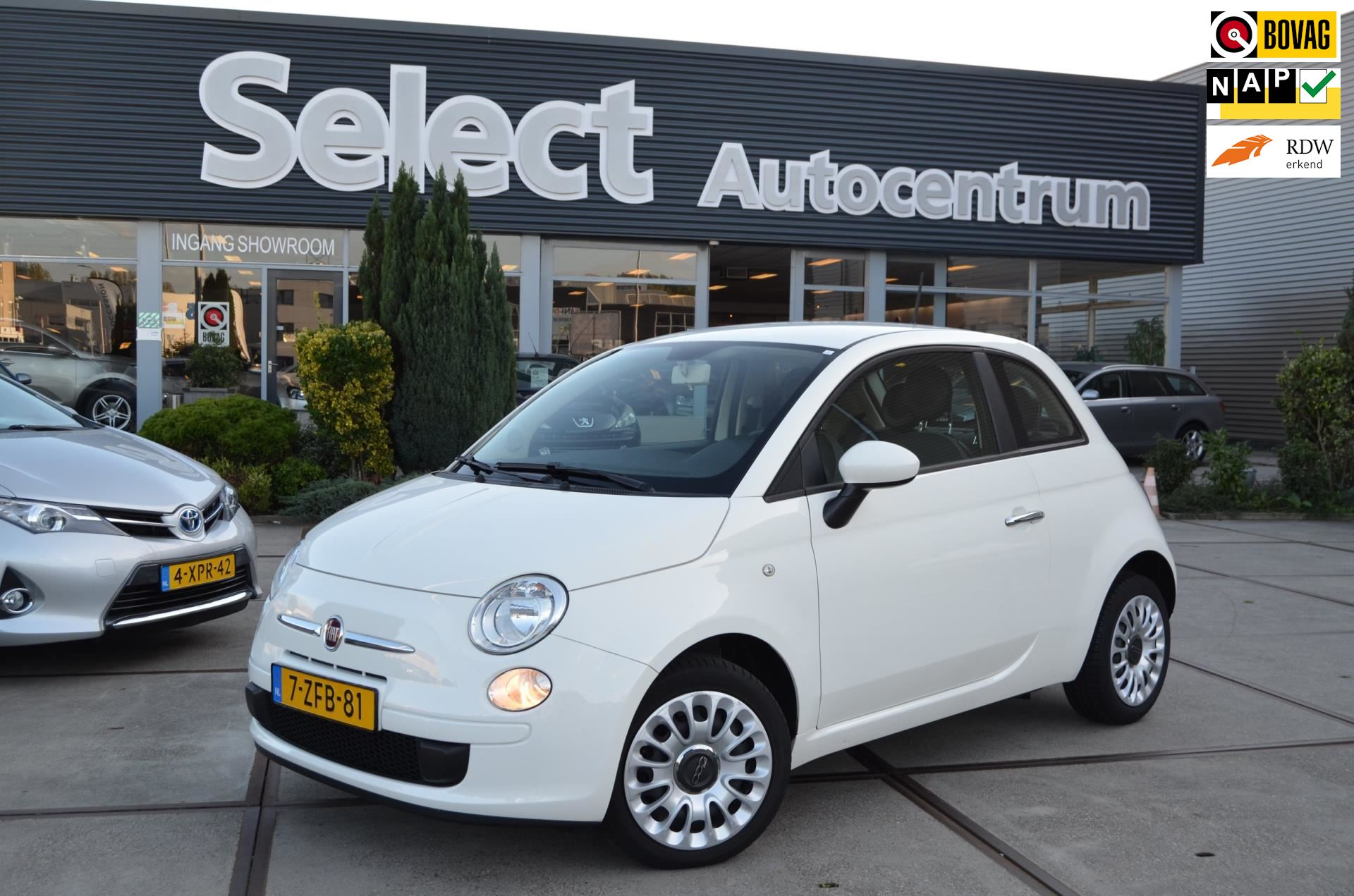 Fiat 500 occasion - Select Autocentrum