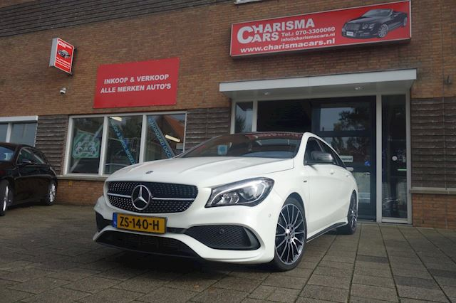 Mercedes-Benz CLA-klasse Shooting Brake 220 d Prestige | Autom. / Navi / Pano / Camera